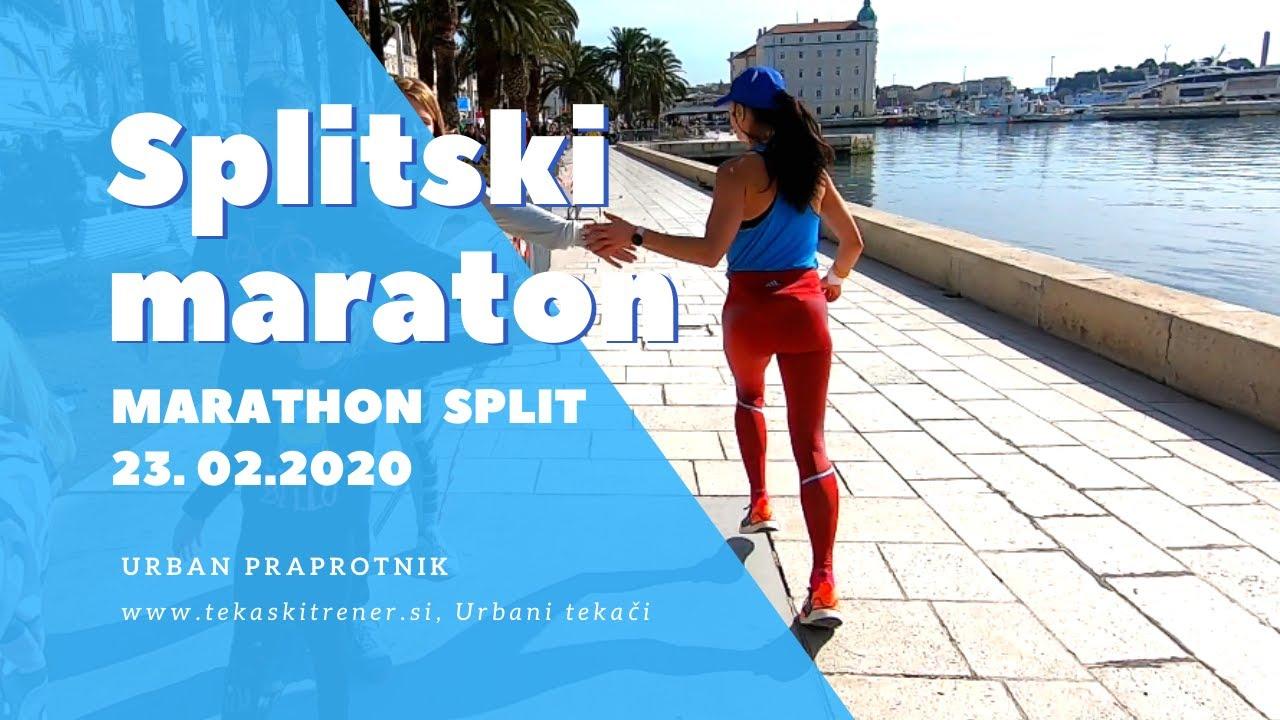 Splitski maraton 23/2/20
