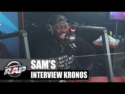 Youtube: Sam's – Interview Kronos: la BO, l'acting, Marseille… #PlanèteRap