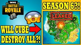 FORTNITE SEASON 6 MAP LEAKED | FORTNITE DAILY BEST HIGHLIGHTS | FUNNY FAIL TWITCH MOMENTS