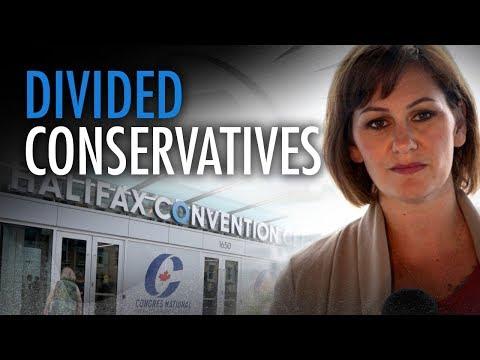 Battle of egos divides conservatives as Halifax convention begins | Sheila Gunn Reid