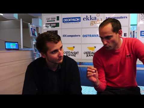2017-11 SQUASH D-Tour 2.kolo rozhovor Tomáš Hanzelka, Petr Kopecký