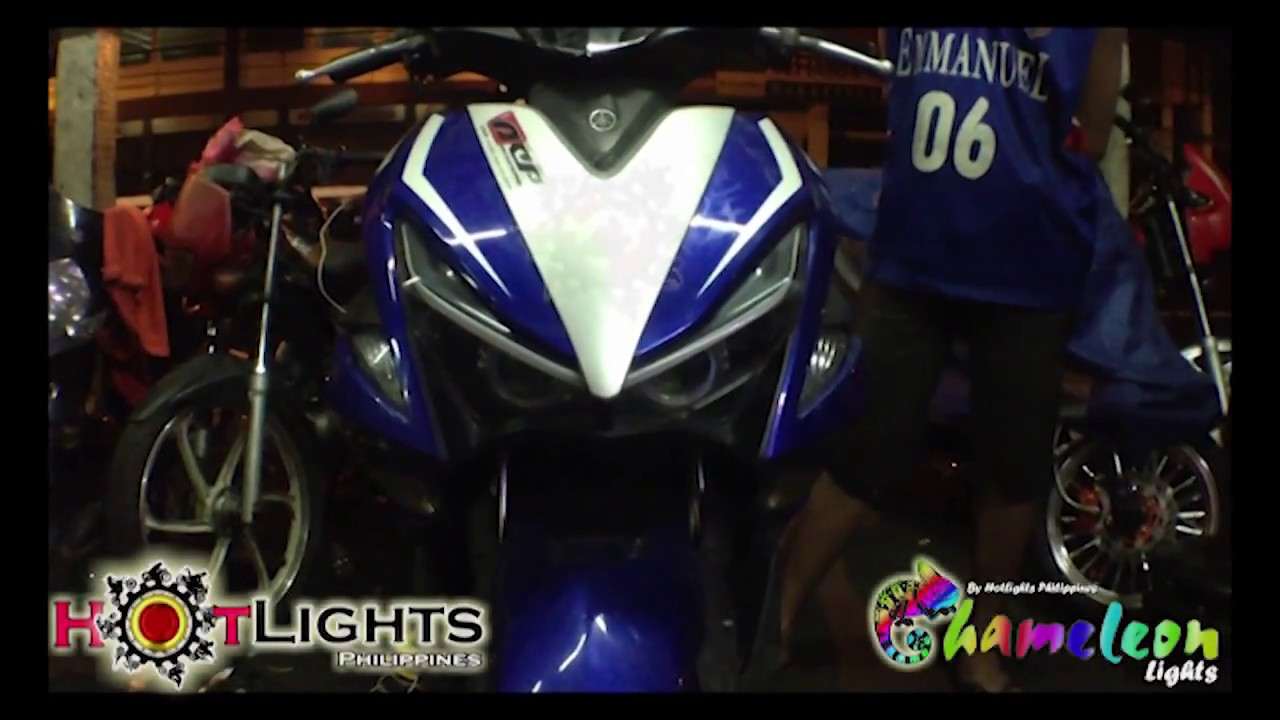Mio Aerox 155 Nvx Chameleon Aes Hid Set Up B Y Hotlights By Cover Radiator Carbon Tutup