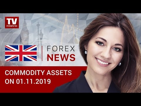 01.11.2019: Oil to finish this week with 4% losses (Brent, USD/RUB)