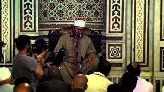 Masjid Sayyidah Zainab - Cairo, Egypt