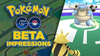 Pokemon Go Beta: What Worked and What Didn't?