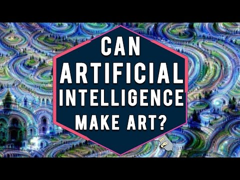 Can an Artificial Intelligence Create Art?