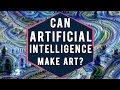 Can an Artificial Intelligence Create Ar