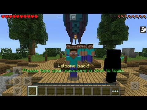 Топ 2 сервера/Как зайти на сервер Minecraft PE 0.13.0-0.14.0 +как правильно зарегистрироваться