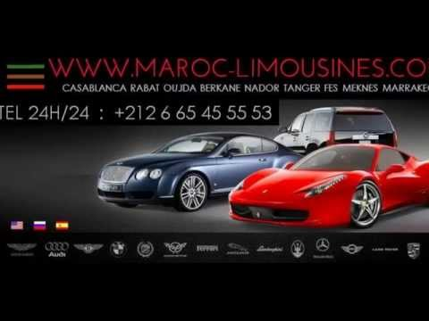 maroc voiture mariage 212665455553 location voitures de luxe youtube. Black Bedroom Furniture Sets. Home Design Ideas