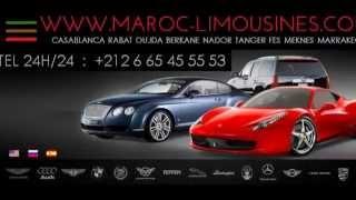 MAROC VOITURE MARIAGE +212665455553 LOCATION VOITURES DE LUXE