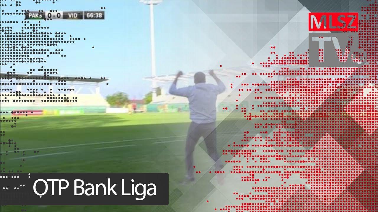 Paksi FC - Videoton FC | 1-0 (0-0) | OTP Bank Liga | 28. forduló | 2017/2018 | MLSZTV