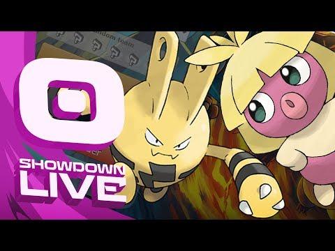 BABY POKEMON ONLY! Pokemon Ultra Sun and Moon Showdown Live! PokeaimMD and Lord Emvee