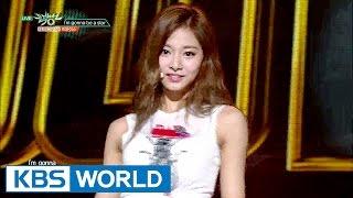 Baixar TWICE (트와이스) - I'm gonna be a star [Music Bank HOT Stage / 2016.06.10]