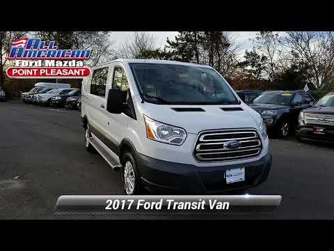 Certified 2017 Ford Transit Van T250, Point Pleasant, NJ U11727
