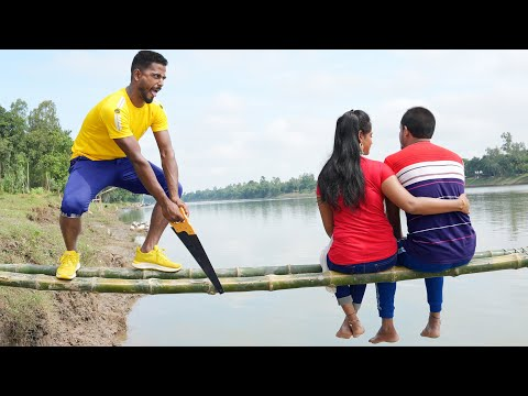 Must Watch New Funniest Comedy video 2021 amazing comedy video 2021 Episode 125 By Busy Fun Ltd