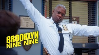 Holt's Signature Handshakes | Brooklyn Nine-Nine