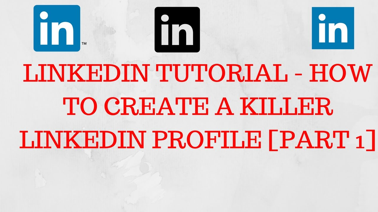 how to profile a killer