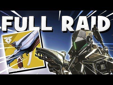 Destiny 2 - FULL RAID SPIRE OF STARS NEW LOOT !!