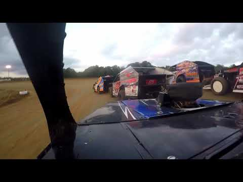 The Plowboy Nationals 2019 at Spoon River Speedway. - dirt track racing video image