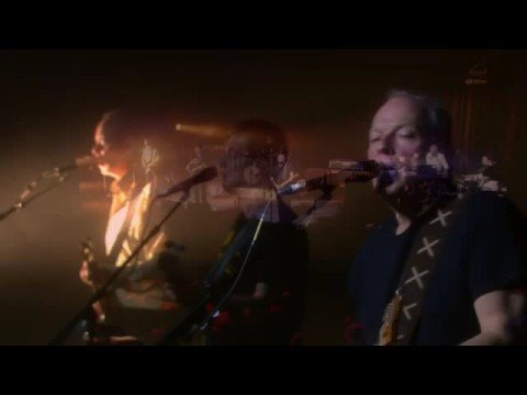 David GILMOUR   Wearing the Inside Out [ LIVE ]
