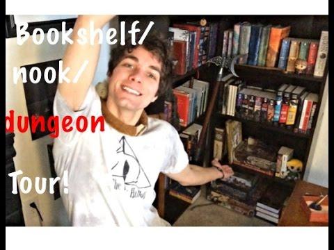 Bookshelf Tour! | January 2015