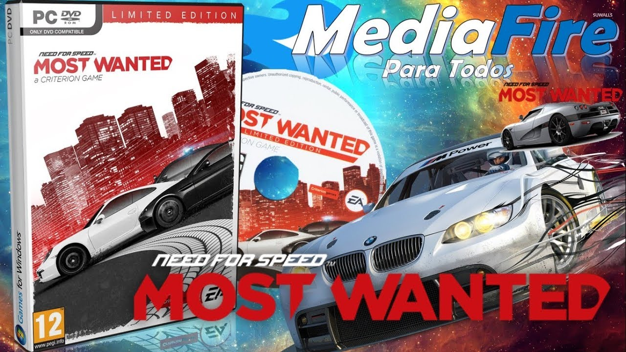 Need for Speed: Most Wanted [PS2][Español][Mega][MediaFire]