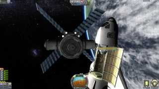 Kerbal Space Program: KSO Shuttle Missions: STS 101