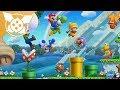 [LP] New Super Mario Bros. U #01 : C'est l'heure du goûter !
