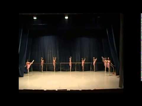 Graduating Exam in Kiev State Ballet School