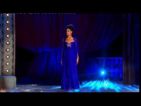 Pop Star to Opera Star : Week 3 - Marcella Detroit sings