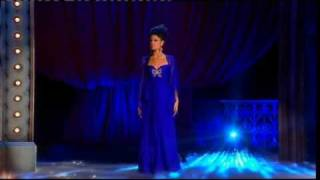 "Pop Star to Opera Star : Week 3 - Marcella Detroit sings ""The Queen Of The Night Aria""."