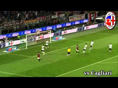 Robinho - All Goals in AC Milan