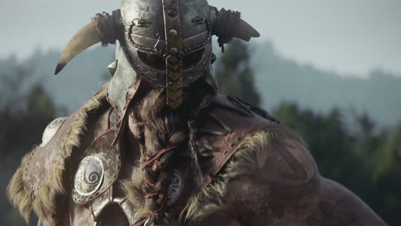 For Honor 4K Cinematic Trailer (E3 2016) - YouTube