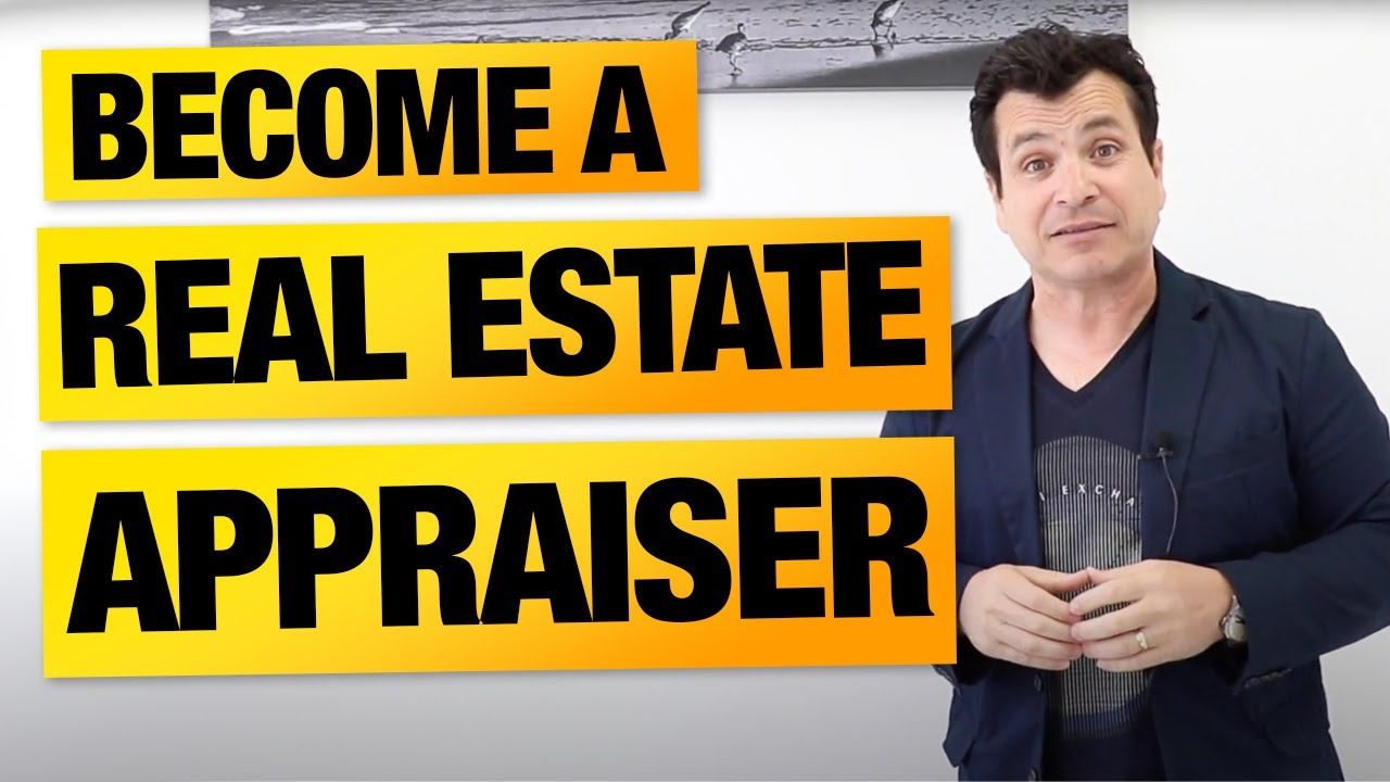how to become a home appraiser in california