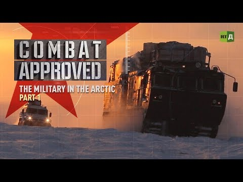 The military in the Arctic: ATVs put to the frozen test in blizzards & ice - Part 1