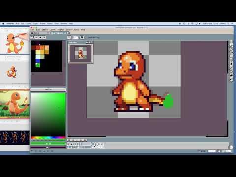 Best Free Aseprite Tutorials For Pixel Artists &