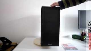 ausgepackt & angefasst: Corsair Carbide Series 200R