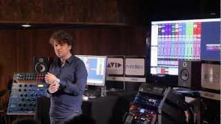 mezcla en vivo de una cancin de will knox por fab de puremix con pro tools hdx en audiodays