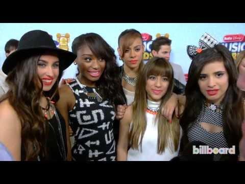 Fifth Harmony: Radio Disney Awards Red Carpet 2013