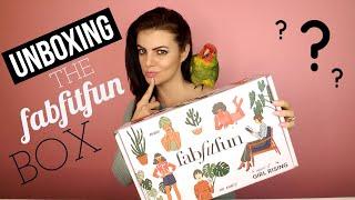 My First FabFitFun UNBOXING | SPRING 2018 SUBSCRIPTION BOX thumbnail