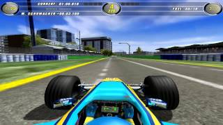 F1 2002: MELBOURNE PC RENAULT