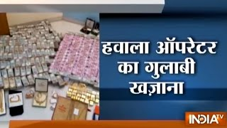 Karnataka: Rs 5.7 crores in New Currency Seized from Hawala Dealer