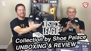Shoe Palace Justice League Collection - Unboxing and Review