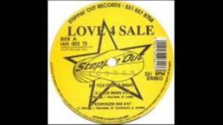 LOVE 4 SALE SO SO RIGHT