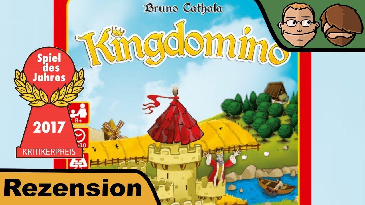 Kingdomino Spiel