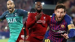 All Champions League Goals │ Knockout Stag │ in 2019 HD