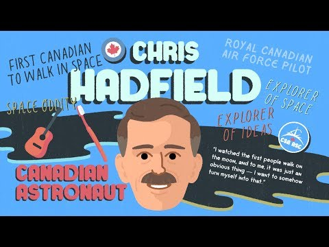 A historic trip through Canadian space exploration with astronaut Chris Hadfield | Canada Is ...