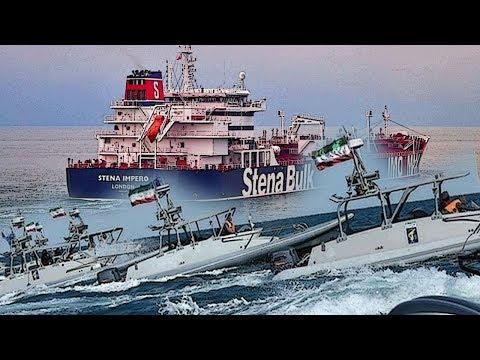 По примеру России: Иран захватил британский танкер