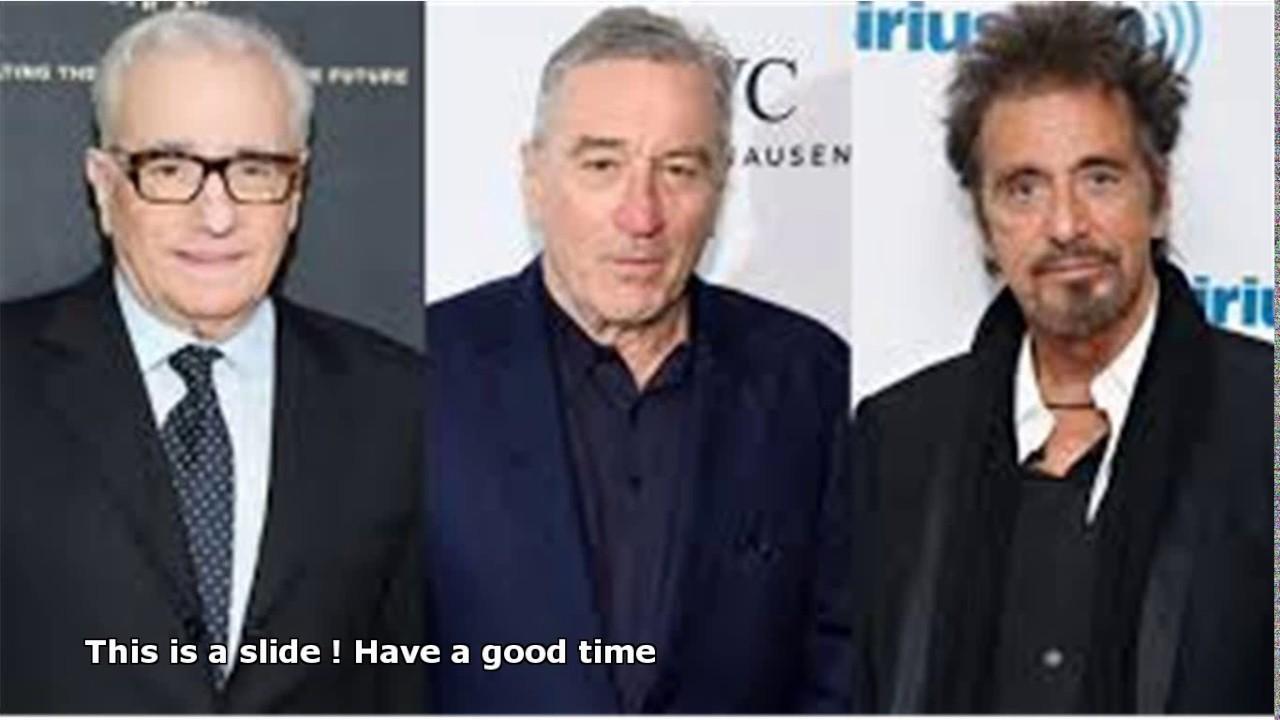 al pacino 2017 intervi... Al Pacino Interview Godfather