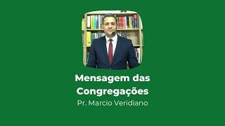 Culto online das Congregações | Mensagem 02/04/2021